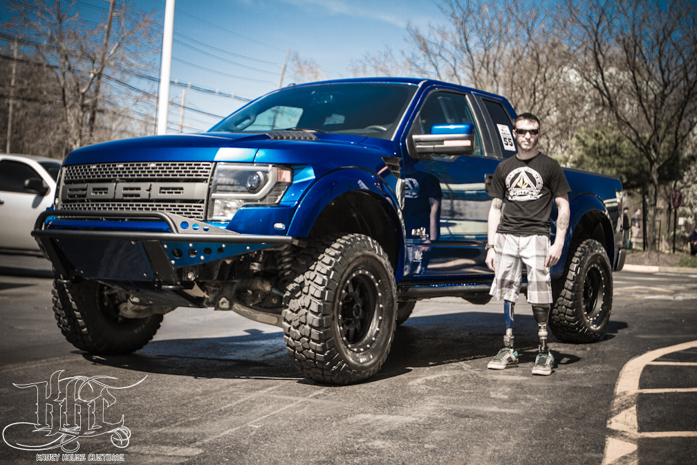 Lift Kits For Jeeps >> 2013 Ford Raptor with Krazy House Customs Signature NERF Bars with | Krazy House Customs