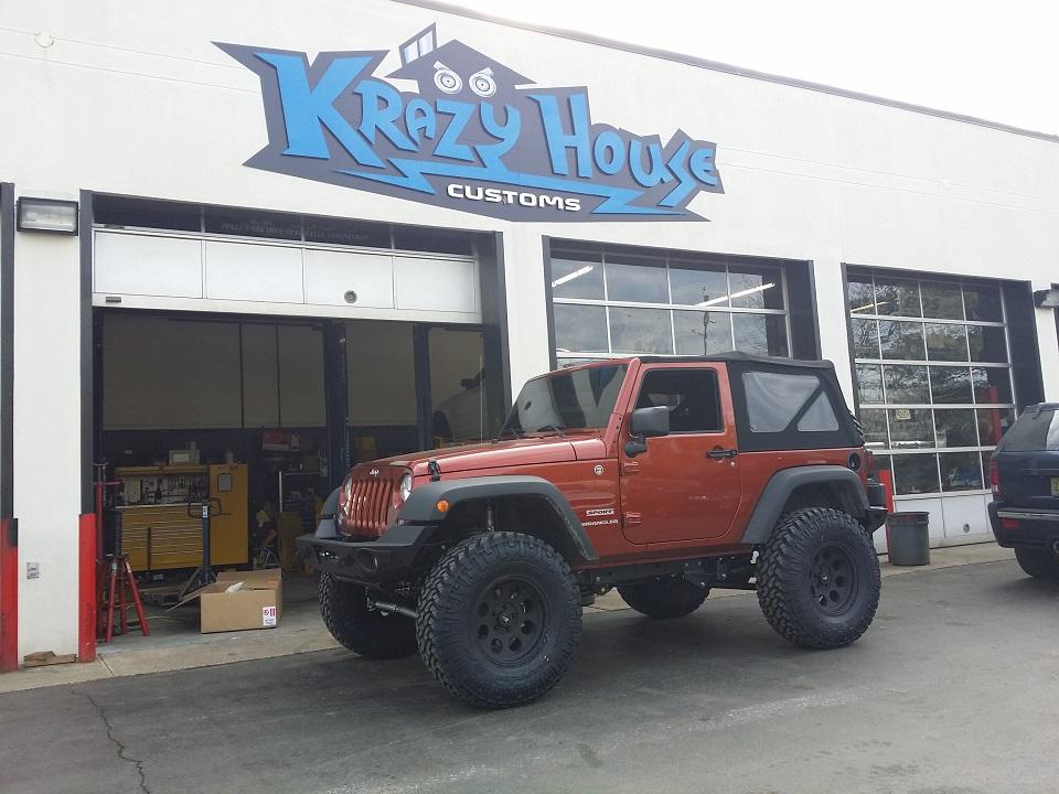 20131228_104701 20131228_104711 20131228_104721 20131228_104745 20131228_104803. « & 2014 Jeep Wrangler 2 door sport | Krazy House Customs
